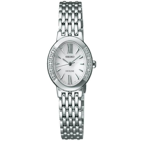 セイコー ドルチェ&エクセリーヌ DOLCE&EXCELINE ソーラー 10気圧防水 SWCQ047 [正規品] レディース 腕時計 時計 SWCQ047 レディース