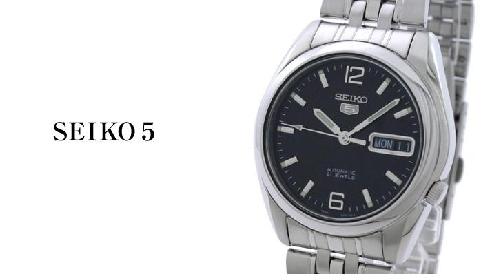 セイコー 逆輸入モデル セイコー5(ファイブ) 機械式(自動巻き) SNK393K1(SNK393KC) メンズ