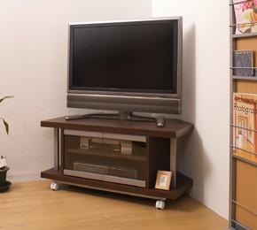コーナーテレビボード 幅90cmタイプ