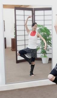 ダンスのフォームチェック