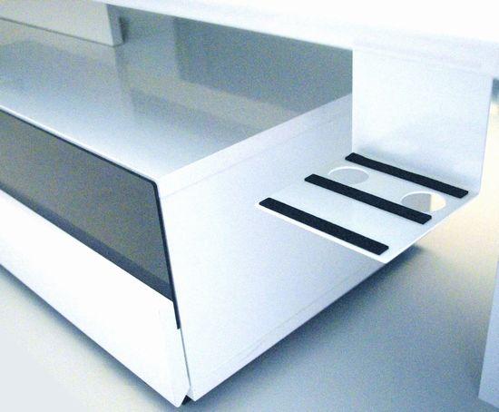 薄型テレビ・液晶テレビ・プラズマ・4Kテレビ 大型テレビ テレビ台70V型AS-MR1500-W カラー:ホワイト(白)木製テレビ台