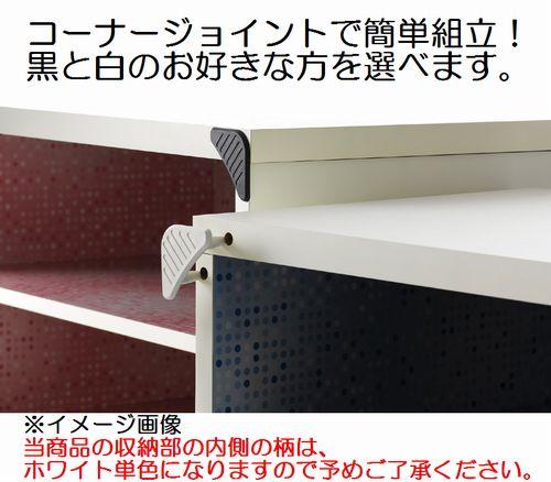 テレビ台〜26インチ AS-QF600WW-aカラー:ホワイト(白)簡単組立。オープンスタイルのカジュアルタイプ。テレビスタンド。
