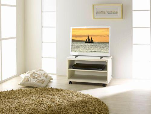 テレビボード〜26型AS-QF600-WW-a カラー:ホワイト(白)QFstyle