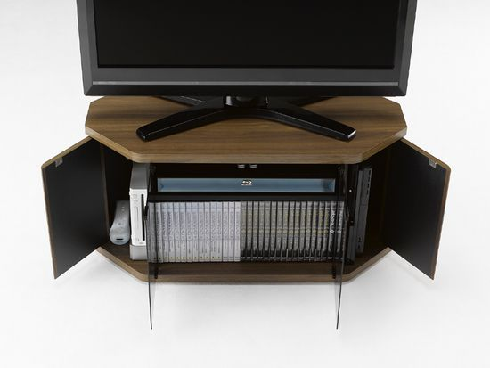 薄型・液晶テレビ対応コーナーテレビ台32型対応RCA-800AV-CR ラシーヌコーナーカラー:ブラウン(ウォールナット柄)