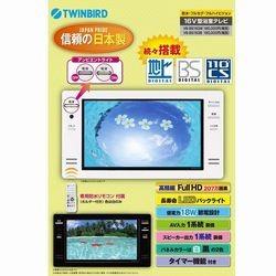 浴室テレビ BS対応モデルVB-BS121S/VB-BS163W/VB-BS163B/VB-BS222W