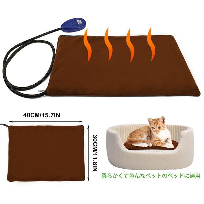 【楽天市場】ペット用 ホットカーペット 丸型 Sサ …