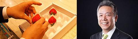 銀座千疋屋「フルーツの目利き」