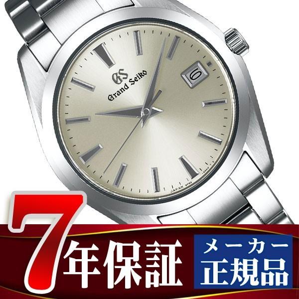 new concept c3c28 72905 GRAND SEIKO グランドセイコー 腕時計 メンズ クォーツ SBGV221
