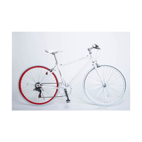 自転車 クロスバイク CL26 人気 700×28C 6段変速 クロスバイク 送料無料|21technology|19