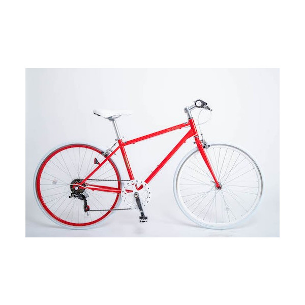 自転車 クロスバイク CL26 人気 700×28C 6段変速 クロスバイク 送料無料|21technology|21