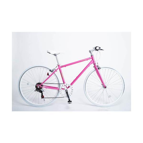 自転車 クロスバイク CL26 人気 700×28C 6段変速 クロスバイク 送料無料|21technology|25