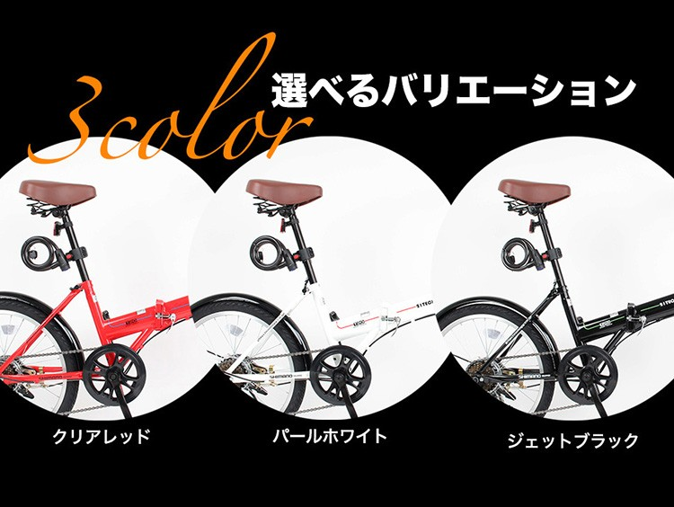 折り畳み自転車 BL206