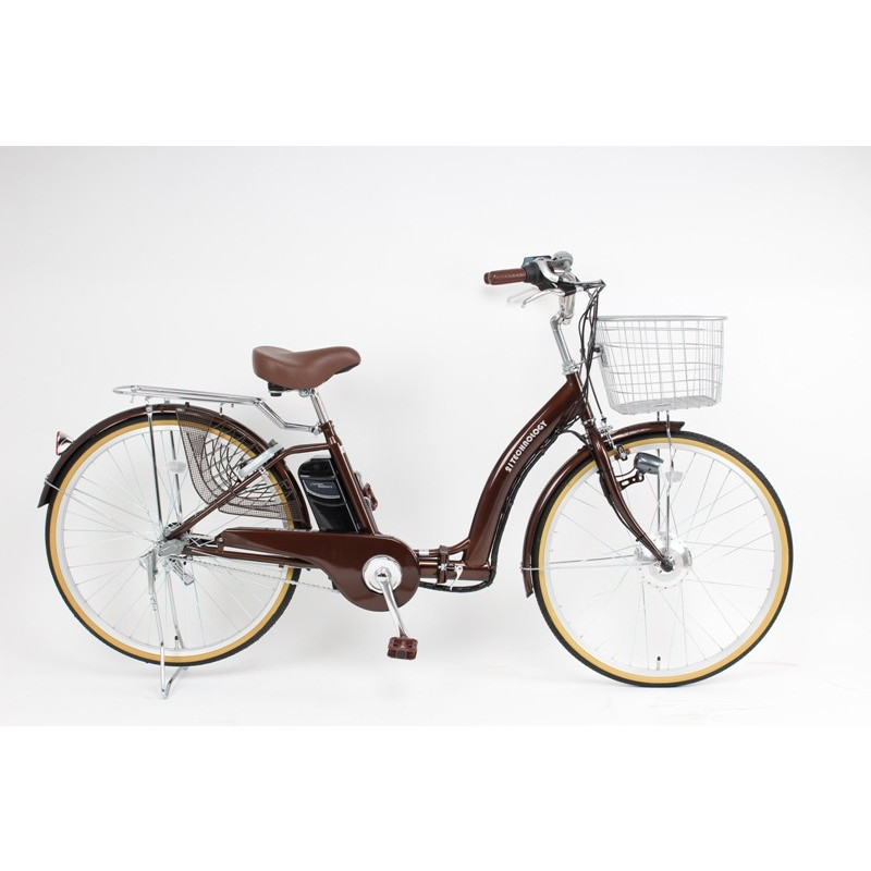 自転車 電動アシスト自転車 電動自転車 26インチ シマノ製3段 折りたたみ 子ども乗せ チャ イルドシート 送料無料 DA263|21technology|19