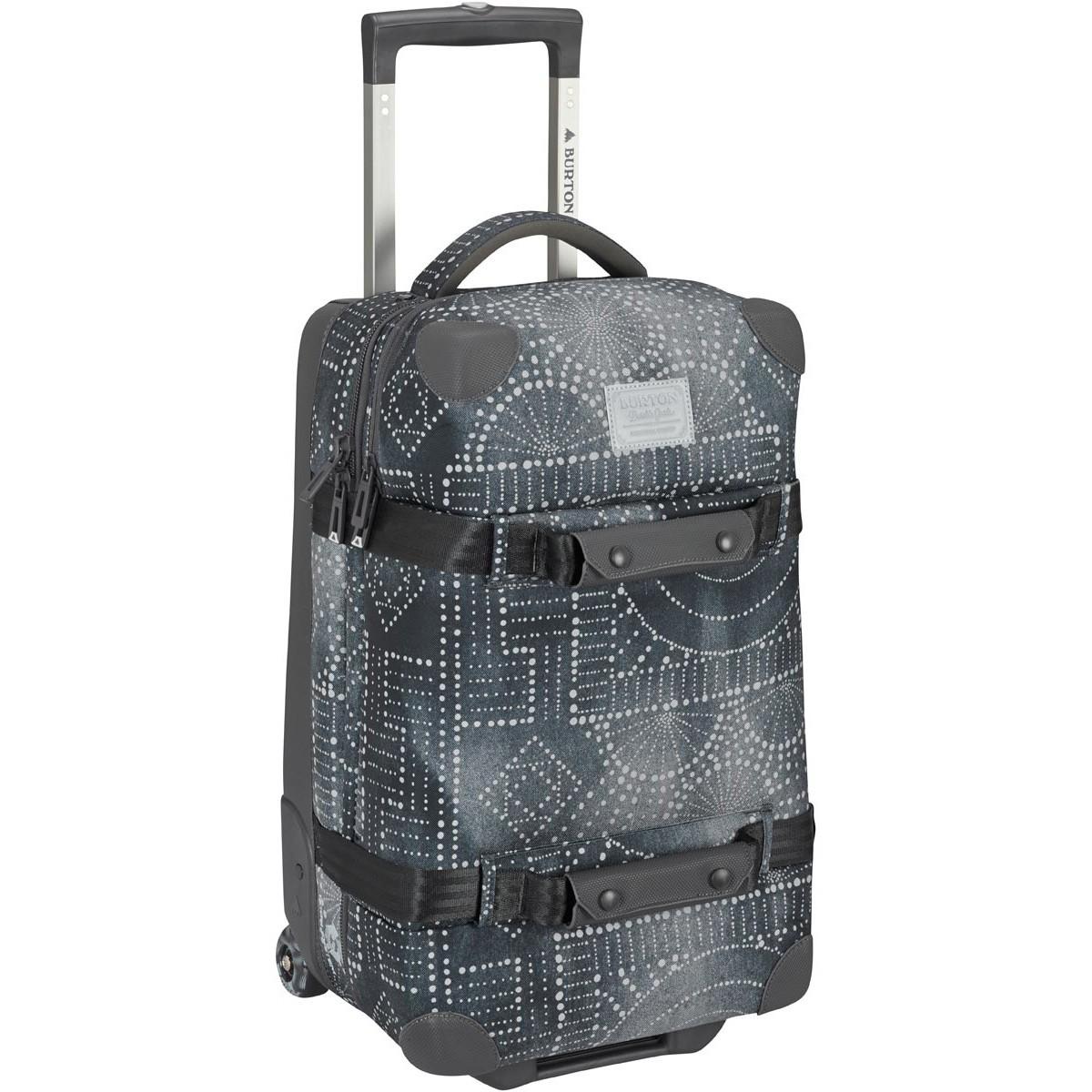 BURTON Wheelie Flight Deck [40L] スーツケース キャリーバッグ