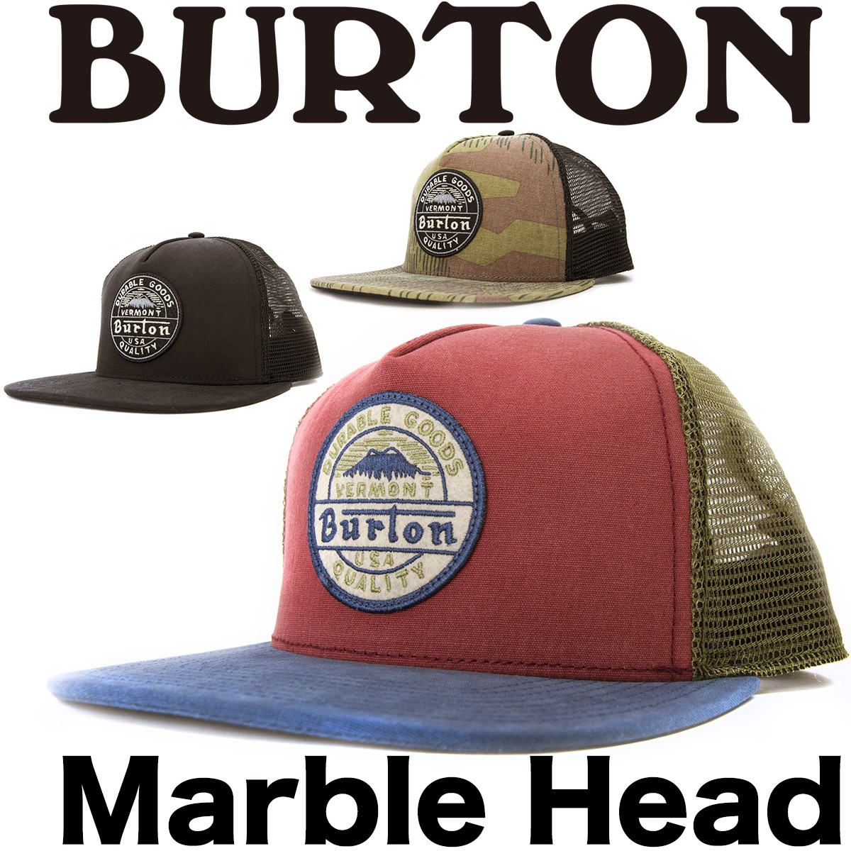 burton Marble Head