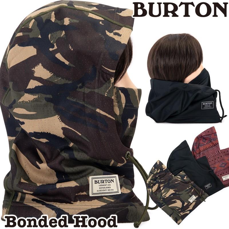 BURTON Bonded Hood バートン
