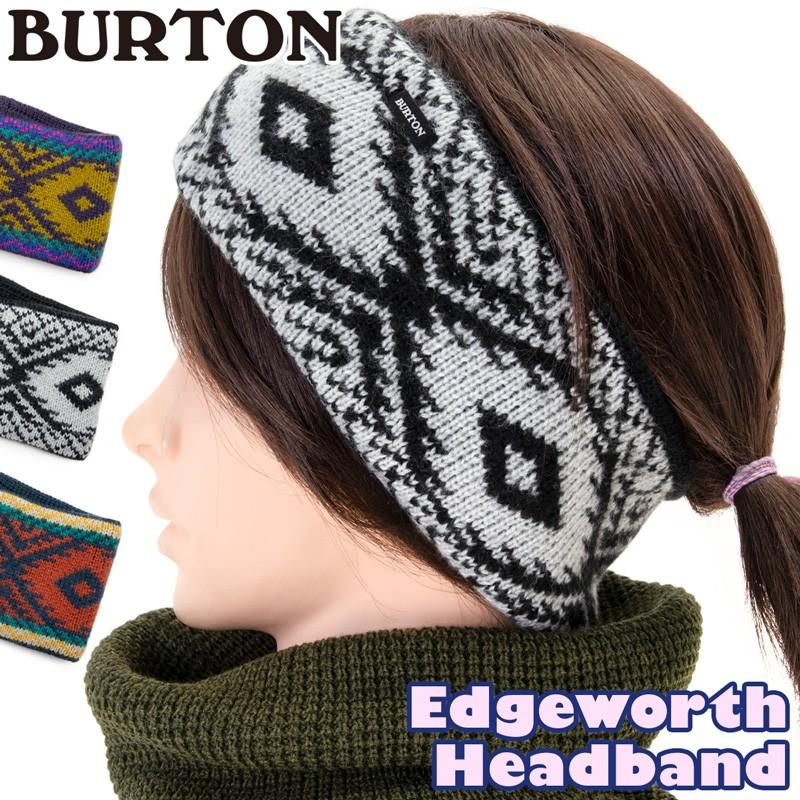 BURTON バートン Edgeworth Headband エッジワース ヘッドバンド