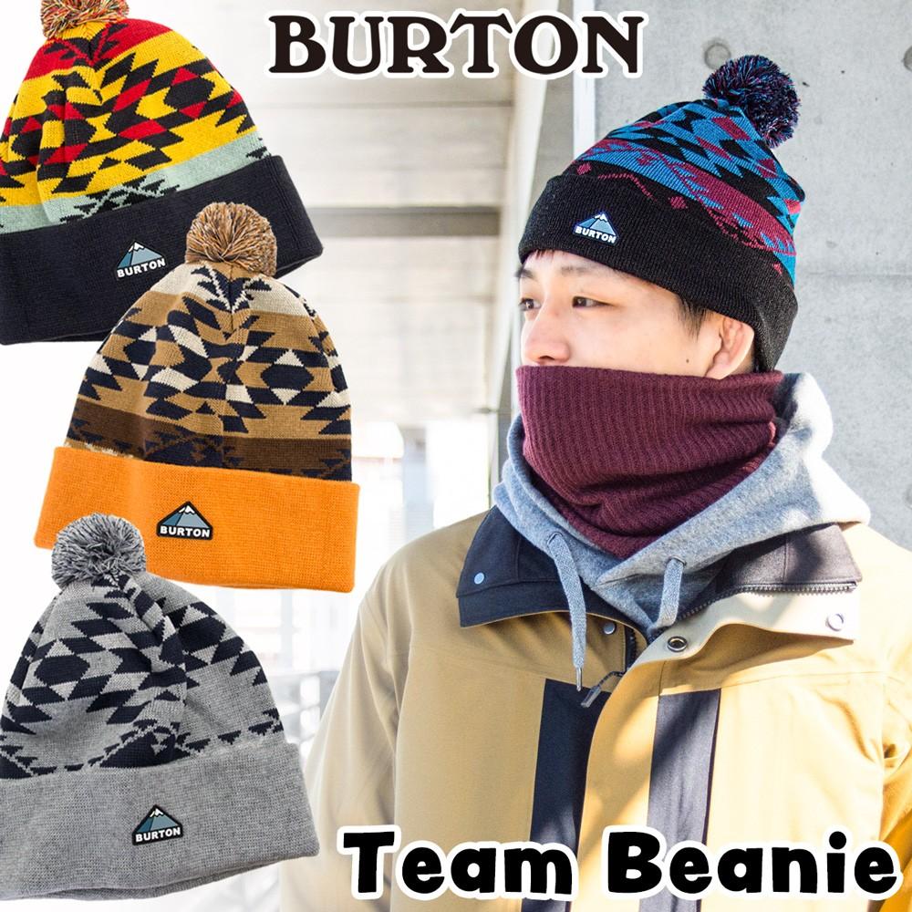 BURTON TEAM BEANIE