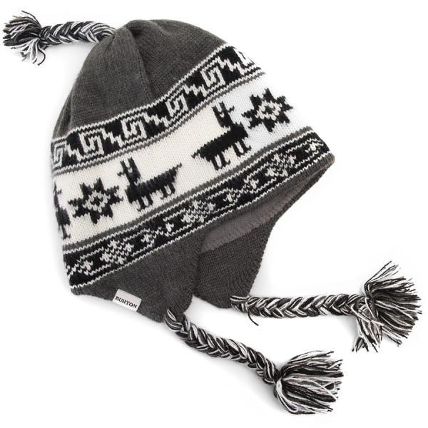 帽子 BURTON バートン Arrowsic Earflap Beanie アロージック イヤーフラップ ビーニー ニット帽|2m50cm|13