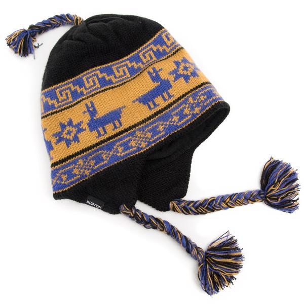 帽子 BURTON バートン Arrowsic Earflap Beanie アロージック イヤーフラップ ビーニー ニット帽|2m50cm|14
