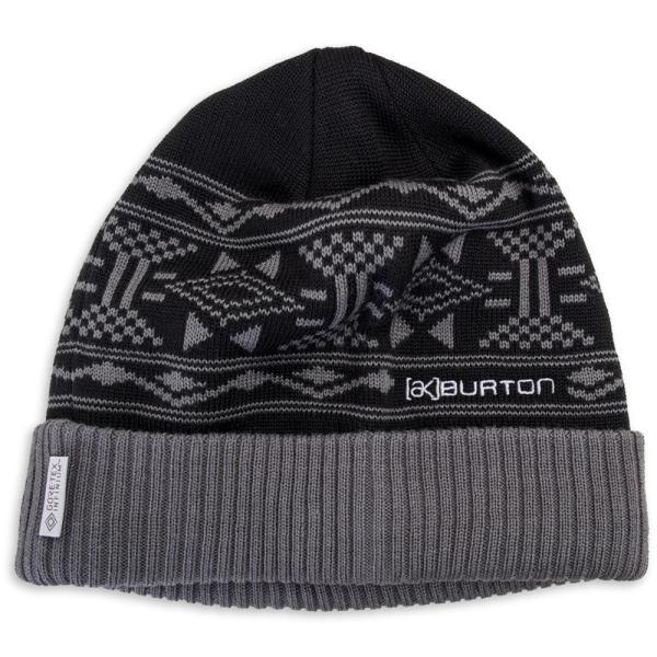 帽子 BURTON バートン  [ak] Smithwind Beanie スミスウィンド ビーニー ニット帽 2m50cm 09