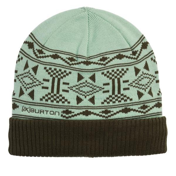 帽子 BURTON バートン  [ak] Smithwind Beanie スミスウィンド ビーニー ニット帽 2m50cm 08
