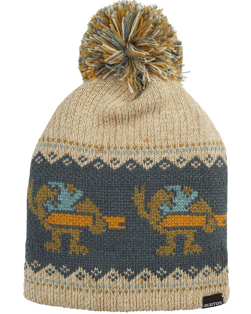 BURTON Fair Isle Heritage Beanie バートン フェアアイル ヘリテージ ビーニー ニット帽