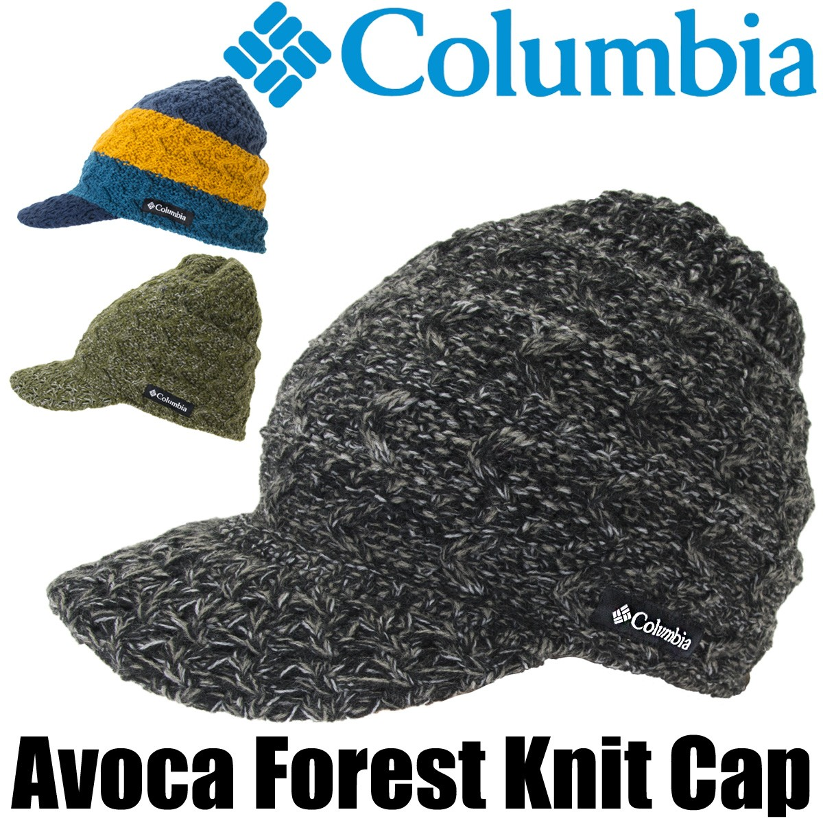Avoca Forest Knit Cap