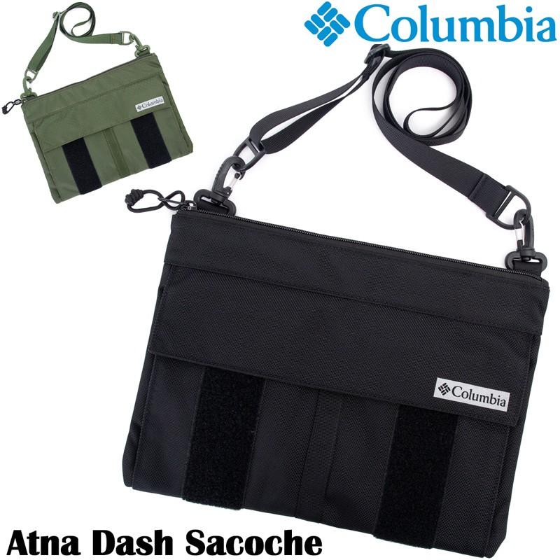 Columbia コロンビア Atna Dash Sacoche アトナ ダッシュ サコッシュ