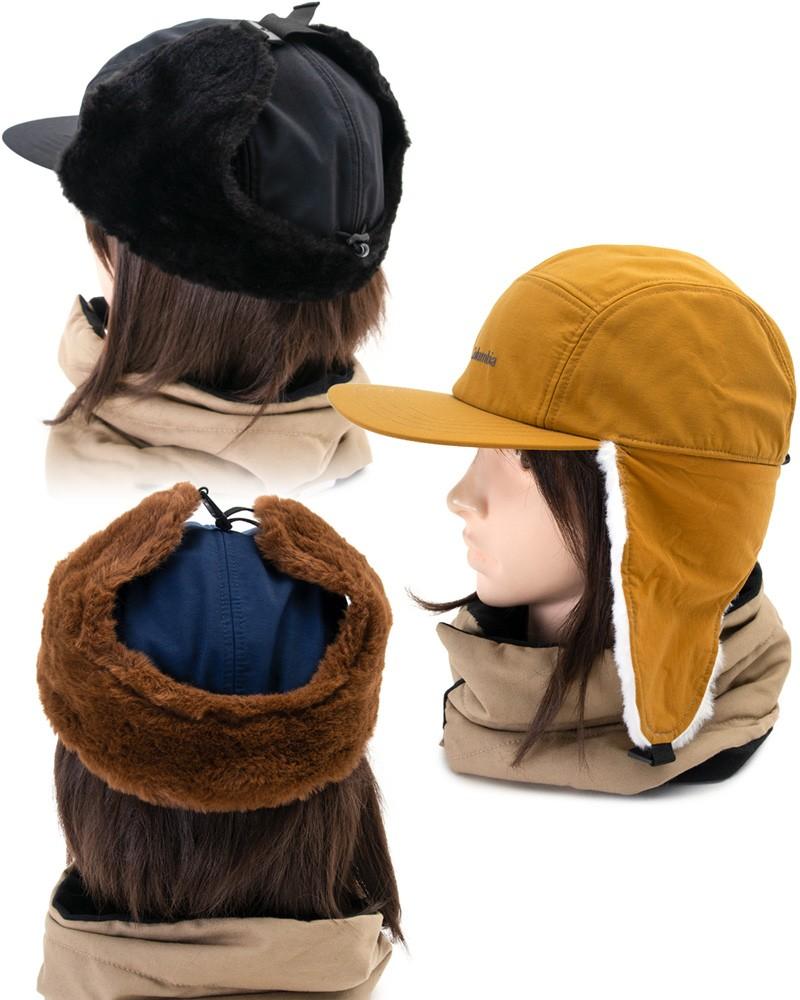Columbia Jourdan Mountain Fur Flap Cap