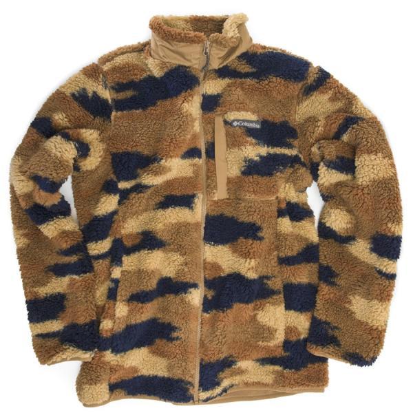 ジャケット Columbia コロンビア Winter Pass Print Fleece Full Zip ウィンターパス プリント フリース フルジップ|2m50cm|14