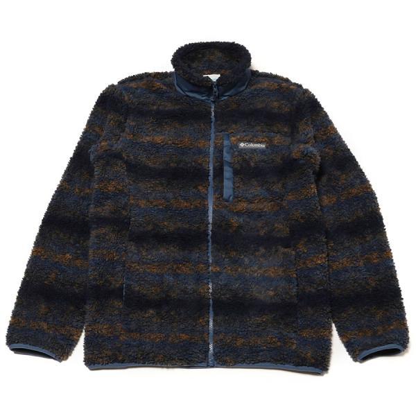 ジャケット Columbia コロンビア Winter Pass Print Fleece Full Zip ウィンターパス プリント フリース フルジップ|2m50cm|16