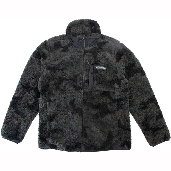 ジャケット Columbia コロンビア Winter Pass Print Fleece Full Zip ウィンター パスプリント フリース フルジップ|2m50cm|14
