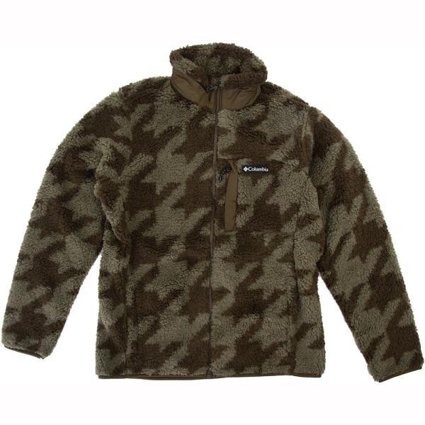 ジャケット Columbia コロンビア Winter Pass Print Fleece Full Zip ウィンター パスプリント フリース フルジップ|2m50cm|15