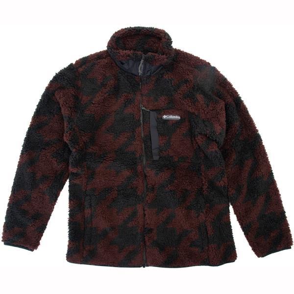 ジャケット Columbia コロンビア Winter Pass Print Fleece Full Zip ウィンター パスプリント フリース フルジップ|2m50cm|16