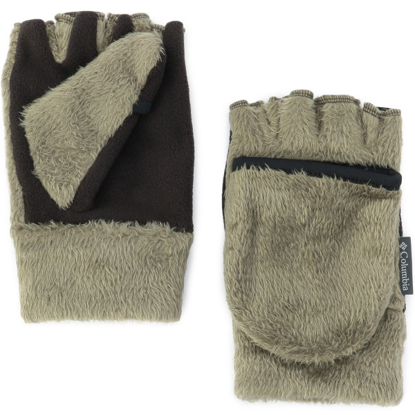 手袋 コロンビア Columbia Pigg Creek Glove ll ピグクリーク グローブ 指無し|2m50cm|20