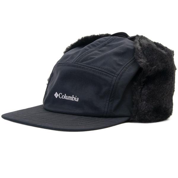 帽子 コロンビア Columbia Jourdan Mountain Fur Flap Cap ジョーダン マウンテン ファーフラップ キャップ|2m50cm|11