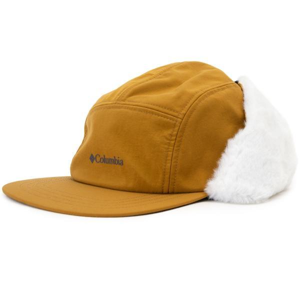 帽子 コロンビア Columbia Jourdan Mountain Fur Flap Cap ジョーダン マウンテン ファーフラップ キャップ|2m50cm|12