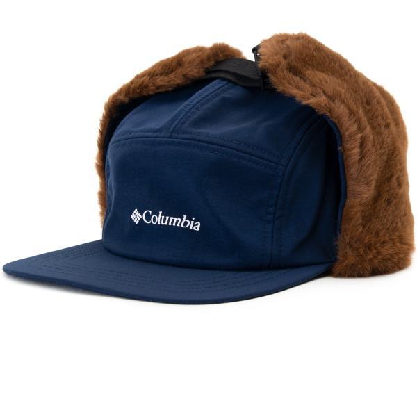 帽子 コロンビア Columbia Jourdan Mountain Fur Flap Cap ジョーダン マウンテン ファーフラップ キャップ|2m50cm|13