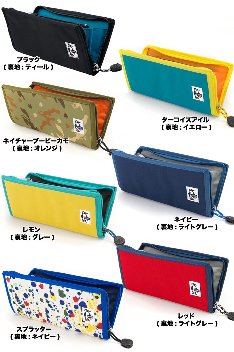 chums billfold wallet チャムス