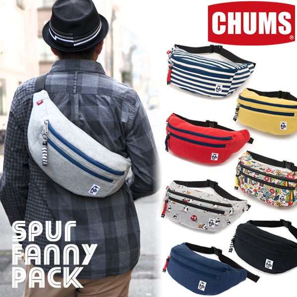 CHUMS Spur Fanny Pack