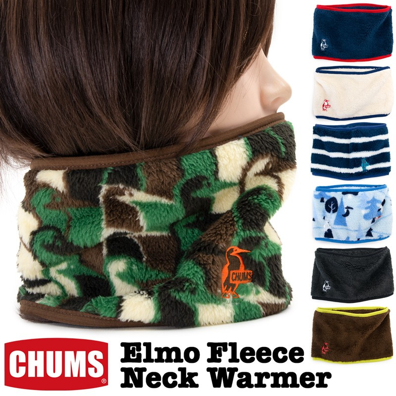 CHUMS Elmo Fleece Neck Warmer
