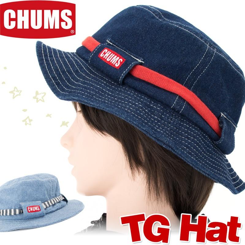 chums TG hat チャムス TG ハット