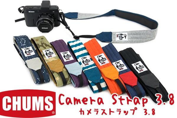 CHUMS Camera strap