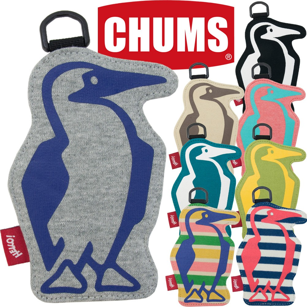 CHUMS Pass Case Sweat