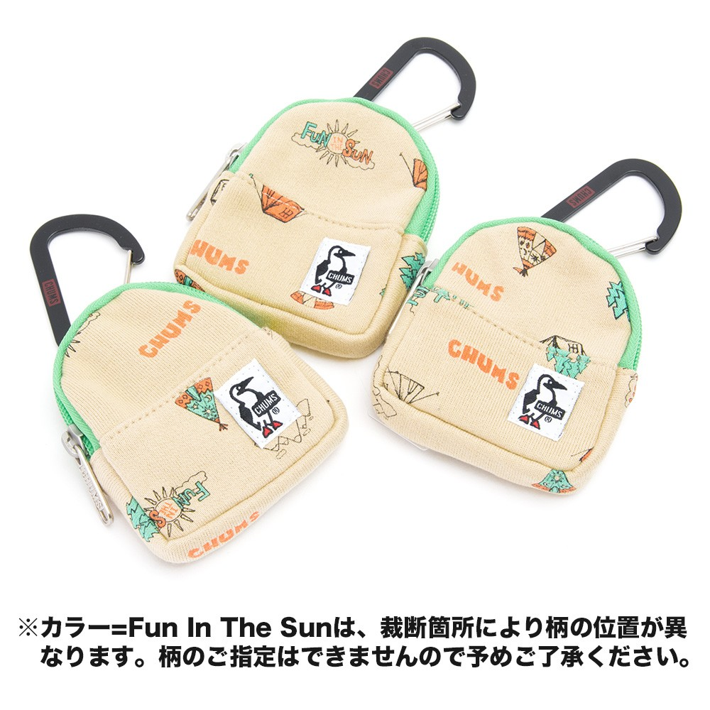 CHUMSHang On Coin Case Sweat コインケース
