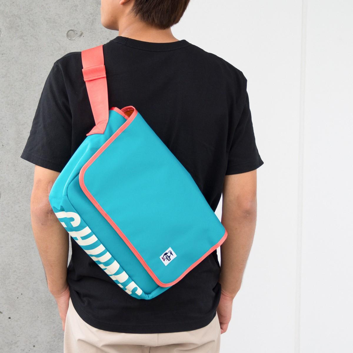 Eco CHUMS Messenger Bag エコ チャムス メッセンジャーバッグ