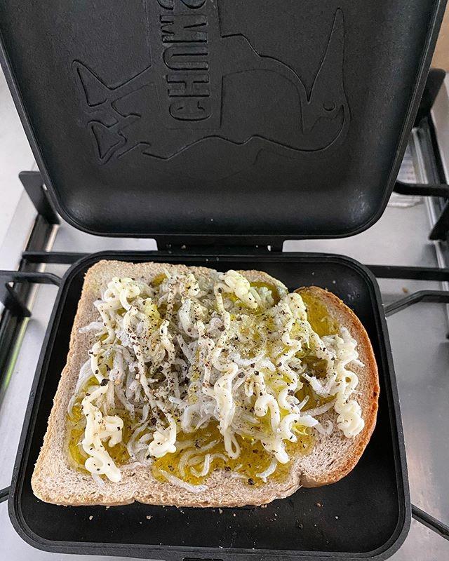 CH62-1039 CHUMS Hot Sandwich Cooker チャムス ホットサンドイッチ クッカー
