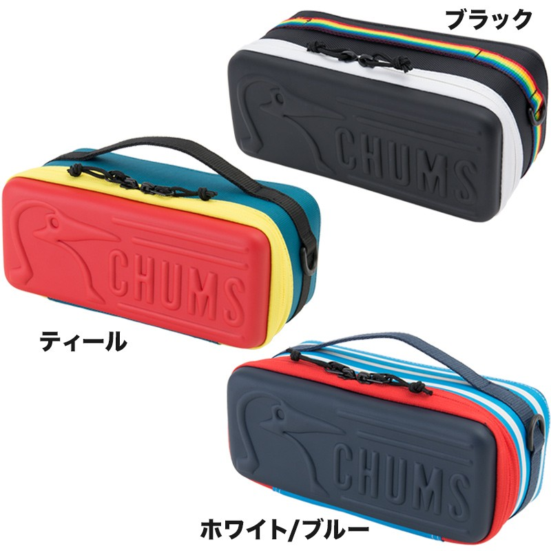 CH62-1204 CHUMS Booby Multi Hard Case S チャムス ブービーマルチハードケース S