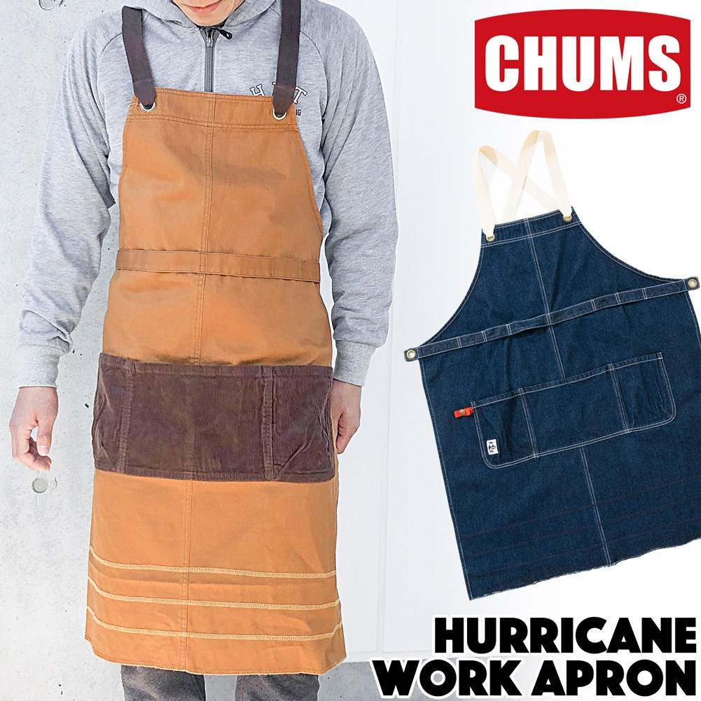 CHUMS Hurricane Work Apron